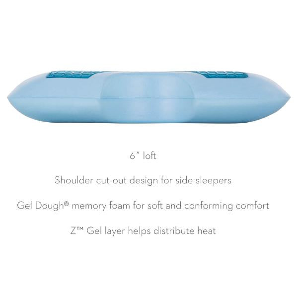 Shoulder Gel Dough® + Z™ Gel Pillow