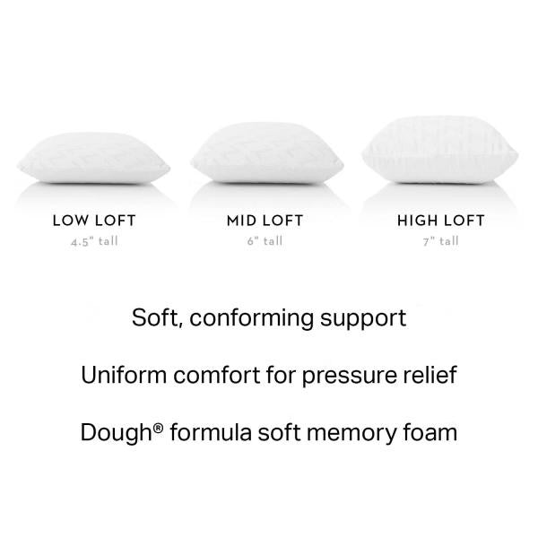 Dough Pillow - Shop Wellsville Mattresses, pillows, bedding & bedroom accessories