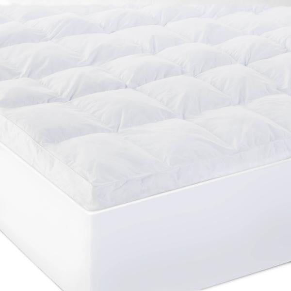 "3"" Down Alternative Mattress Topper - Shop Wellsville Mattresses, pillows, bedding & bedroom accessories"