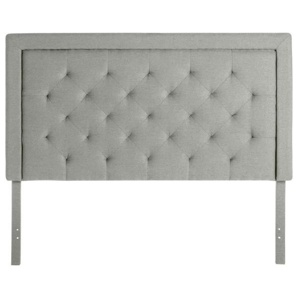 Rectangle Diamond tufted upholstered Headboard by Malouf - Shop Wellsville Mattresses, pillows, bedding & bedroom accessories