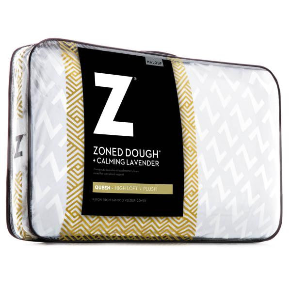 Zoned Dough® + Lavender Pillow - Shop Wellsville Mattresses, pillows, bedding & bedroom accessories