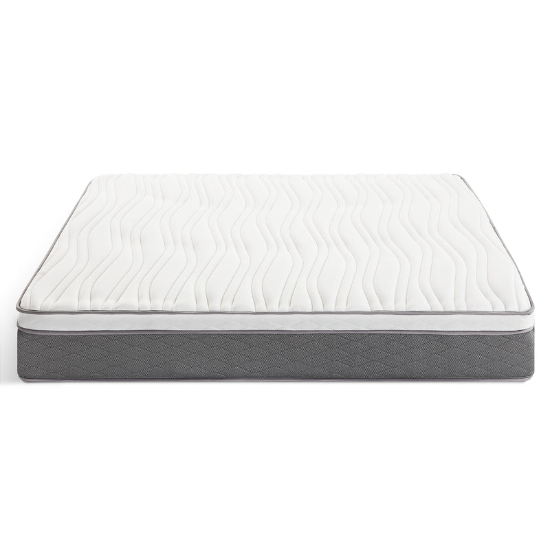 Weekender 12 inch Hybrid Mattress Plush Premium Quality
