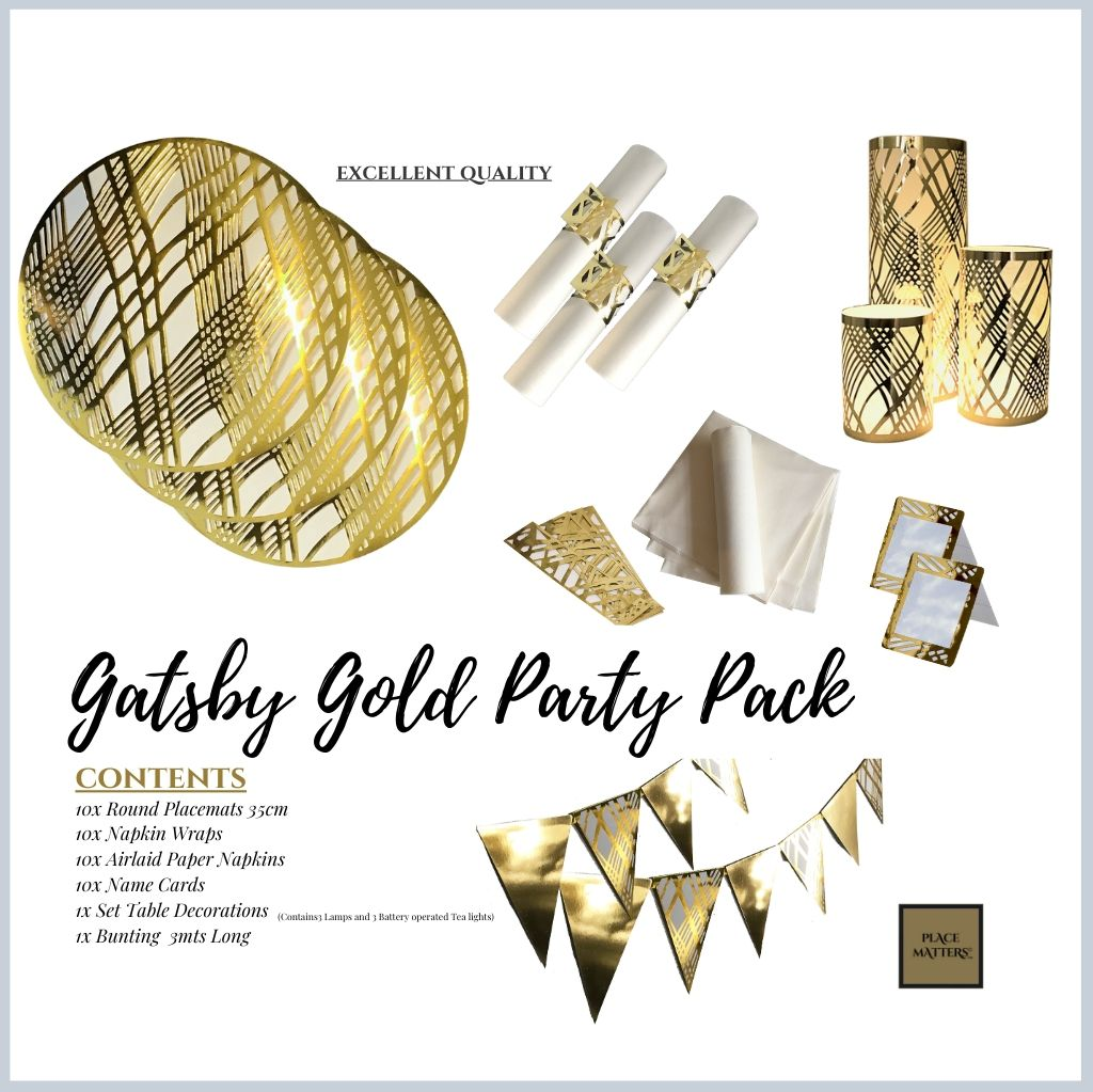 Shop Party Packs
