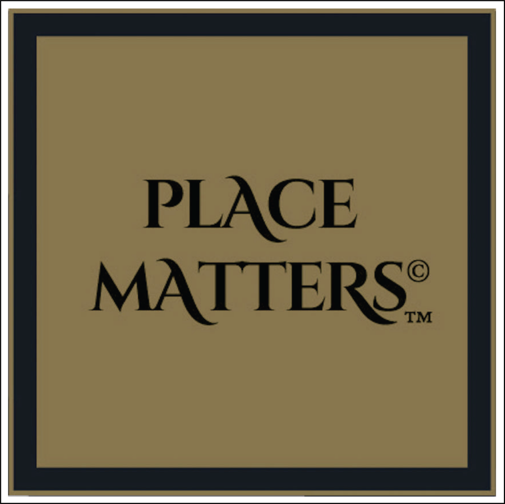 Place Matters
