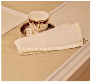 RIBBON EDGE NAPKINS - Place Matters