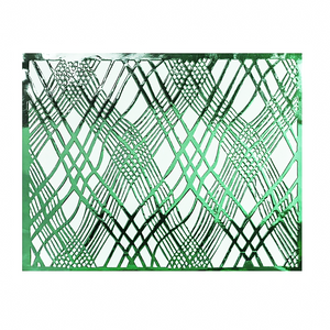 Green Placemats (Weave)Pack of 20 (Rectangle) - Place Matters