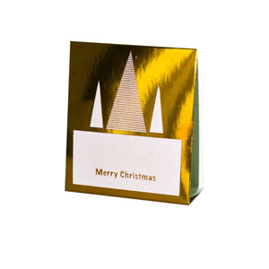 Gold Place Cards (Pack of 20)(Christmas Stripe) - Place Matters