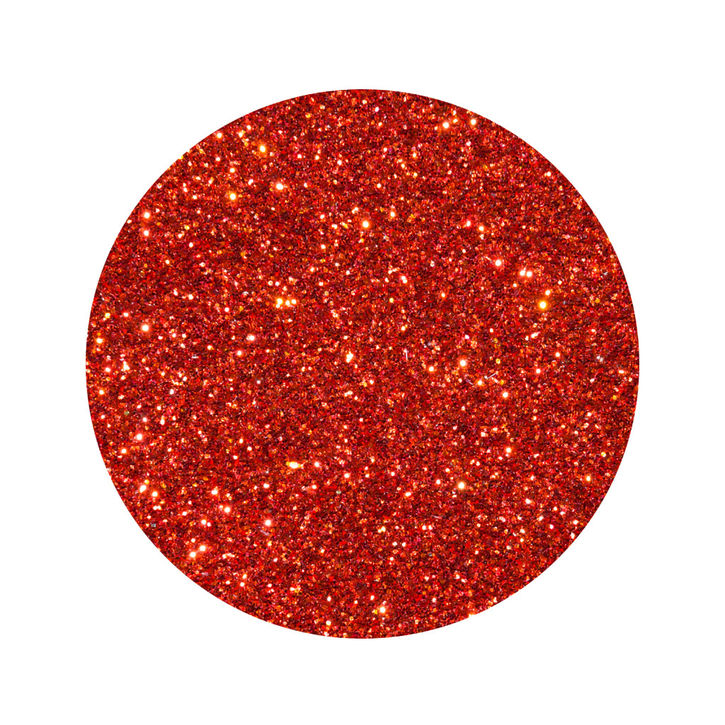 Red Placemats (Glitter)Pack of 20 (Round) - Place Matters