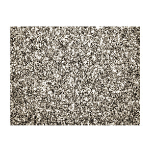 Silver Placemats Glitter (Rectangle) - Place Matters
