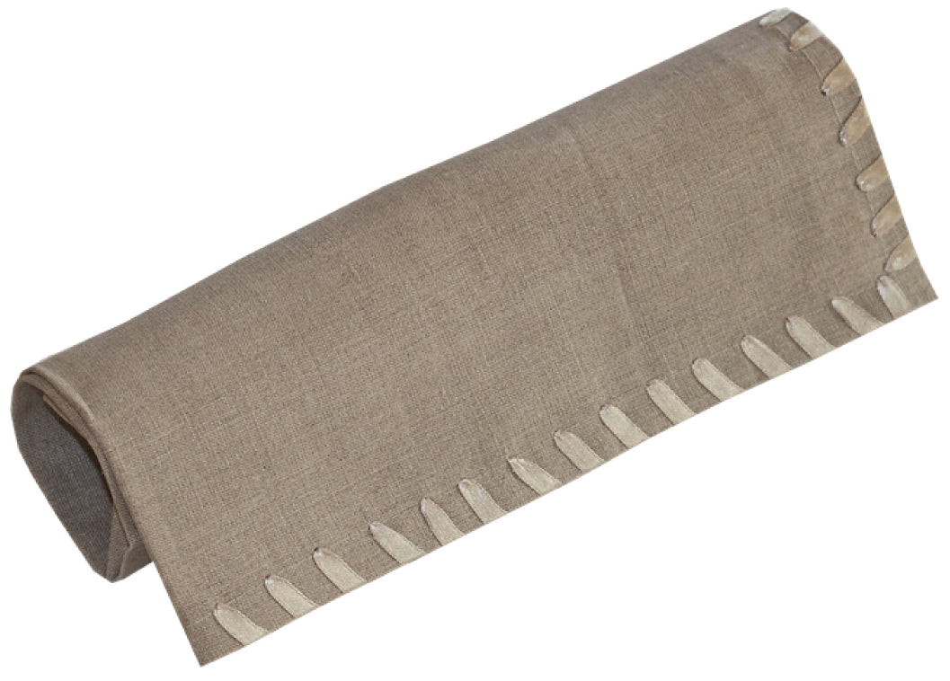 Taupe Napkins - Place Matters