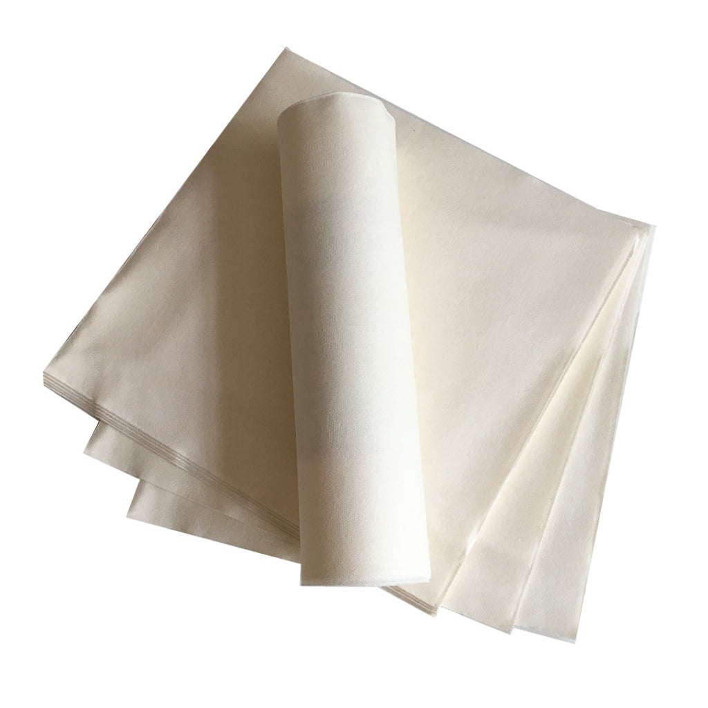 White Paper Napkins - Place Matters