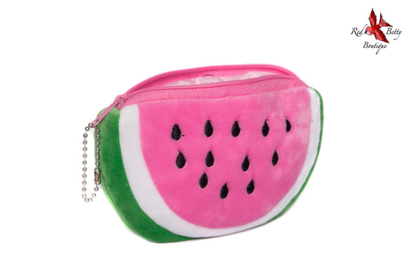 CUTE WATERMELON COIN PURSE