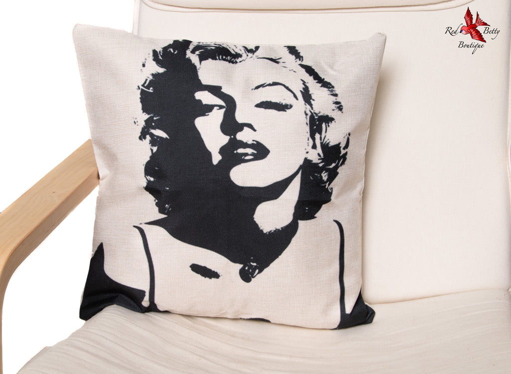 MARILYN MONROE CUSHION COVER