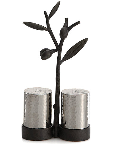 Olive Branch Salt & Pepper Caddy