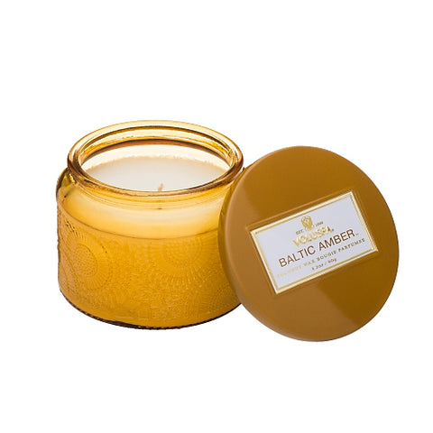 Baltic Amber Petite Candle