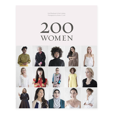 200 Women: Who Will Change the Way You See the World - RSVP Style