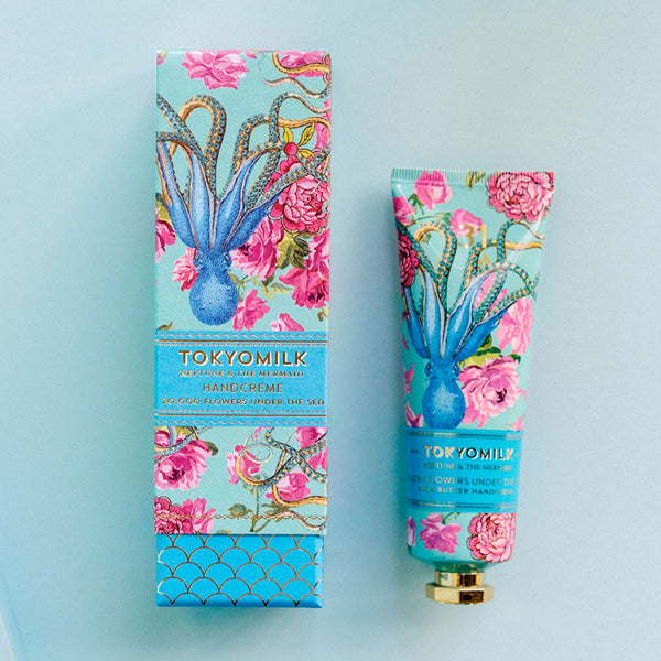 '20,000 FLOWERS UNDER THE SEA' No. 31 • Bon Bon Shea Butter Lotion
