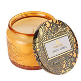 Baltic Amber  ·  Petite Candle, Voluspa - RSVP Style
