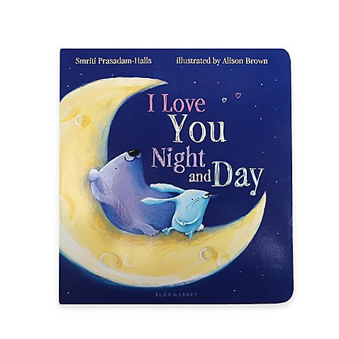 I Love You Night and Day - RSVP Style