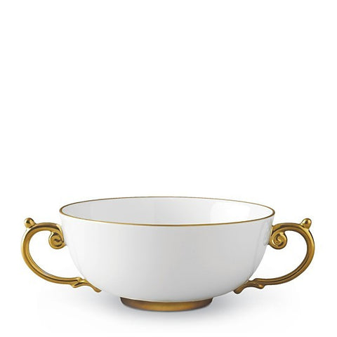 Aegean Gold Soup Bowl, vendor-unknown - RSVP Style