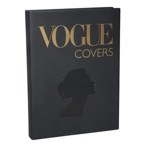 Vogue Covers  Italian Matte Metallic Finish