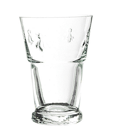 Napoleonic Bee Glass Water Glass