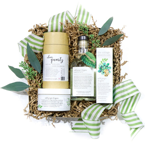 Body Luxuries Gift Box, RSVP Style - RSVP Style