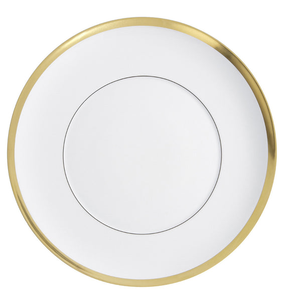 Domo Gold Bread & Butter Plate