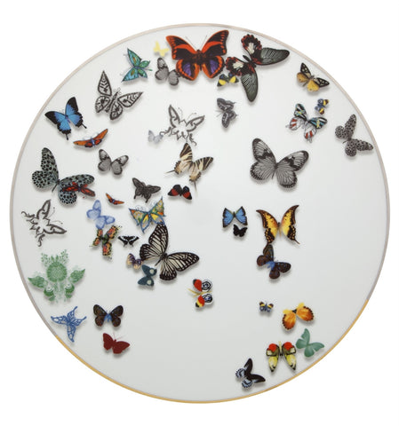 Butterfly Parade Charger - RSVP Style