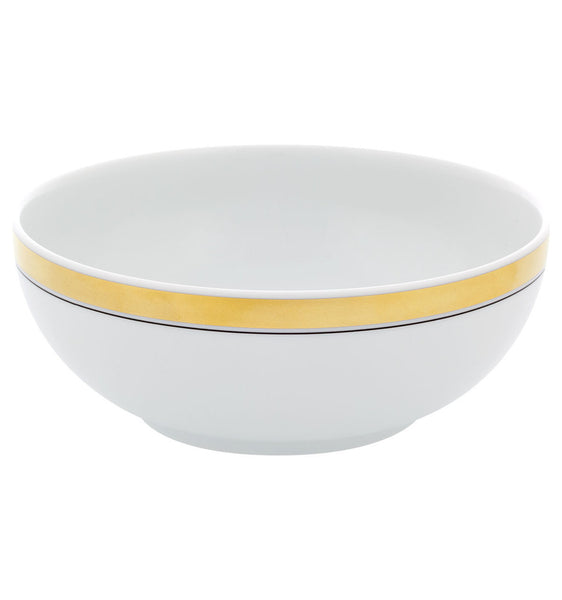 Domo Gold Medium Cereal Bowl