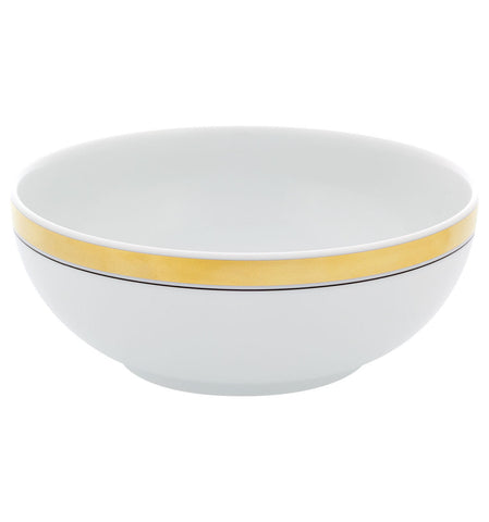 Domo Gold Medium Cereal Bowl - RSVP Style