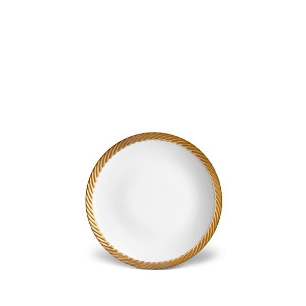 Corde Gold Bread & Butter Plate - RSVP Style