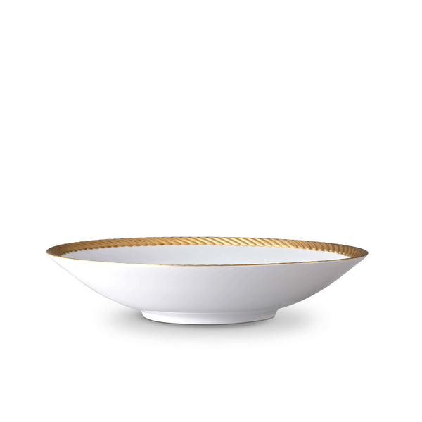 Corde Gold Soup Bowl - RSVP Style