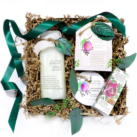 The Cottage Greenhouse Bath & Body Gift Box