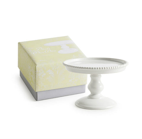 Decor Bon Bon Hue Small Beaded Pedestal