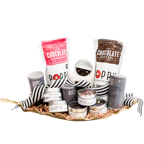 """Deluxe Sweetness"" Gourmet Gift, RSVP Style - RSVP Style"