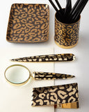 Leopard Magnifying Glass