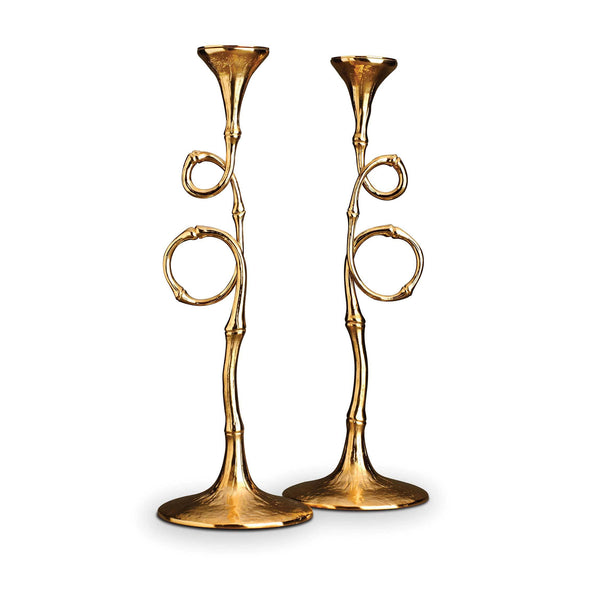 Evoca Candlesticks—Set of 2