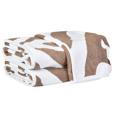 Fossey Hand Towel — Fawn