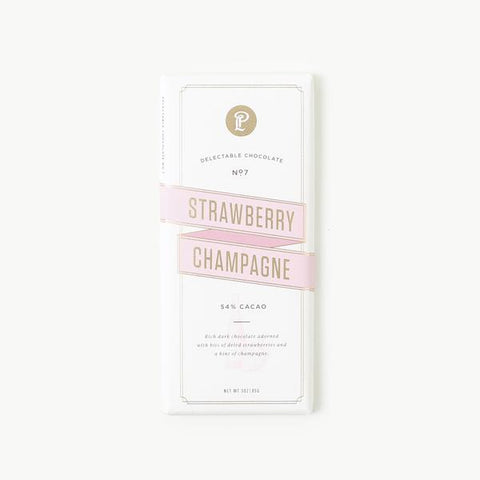 Strawberry Champagne Signature Bar