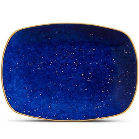 Lapis Tray, vendor-unknown - RSVP Style