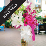 Seasonal Floral Delivery Subscription by Stems