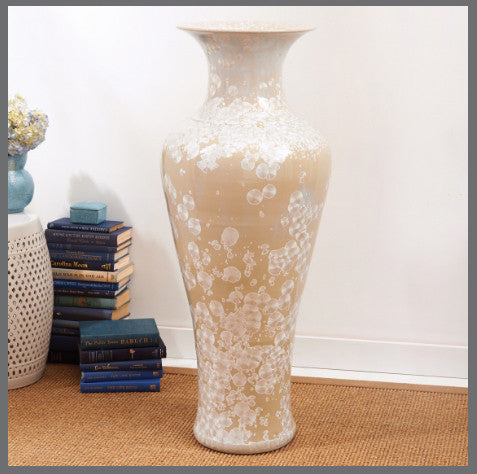 Classic Urn with Mother of Pearl Effect