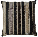 McCartney Throw Pillow  |  Black