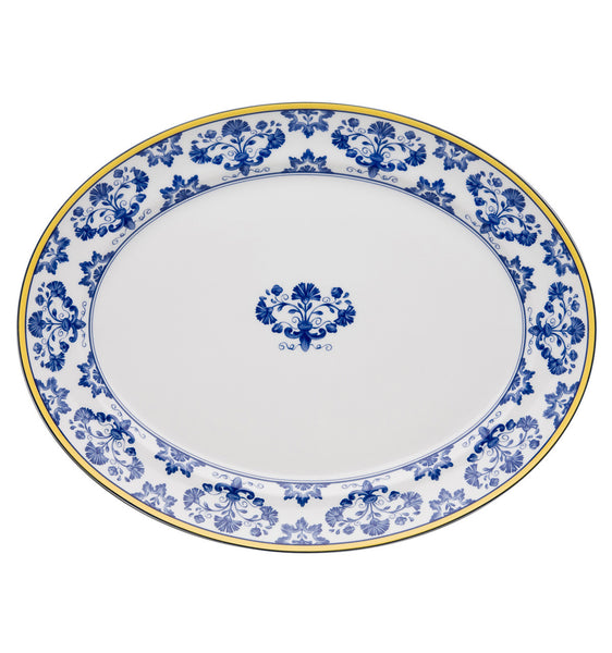 Castelo Branco Medium Oval Platter