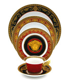 Versace  |  Medusa Red Collection