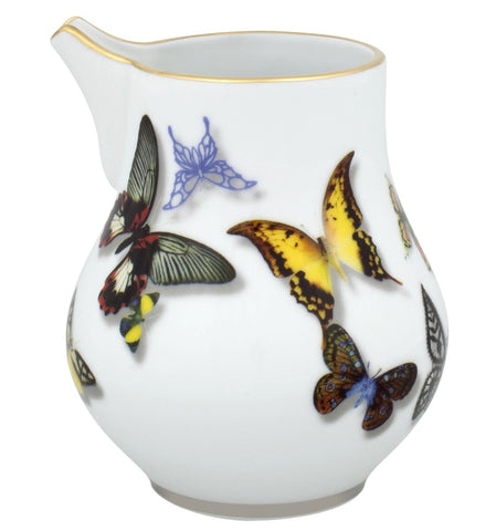 Butterfly Parade Milk Jug