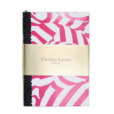 Christian Lacroix Riviera A6 Lay Flat Notebook