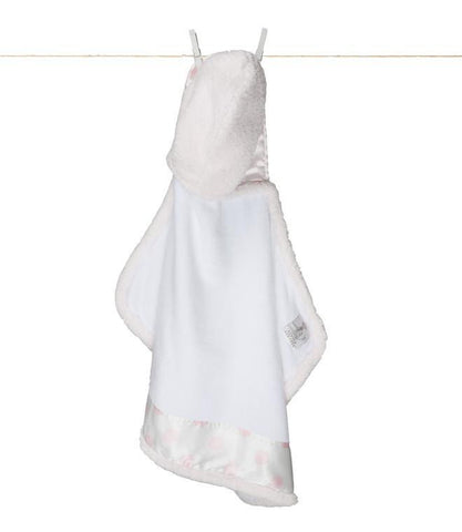 Little Giraffe Chenille New Dot Hooded Towel