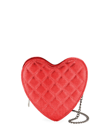 Quilted Heart Purse - RSVP Style